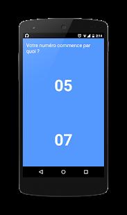 Dz SMS - screenshot thumbnail