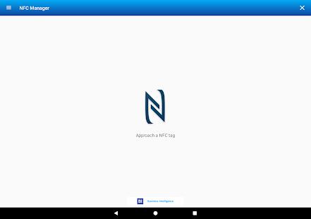 NFC Manager - náhled