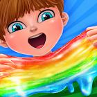 六 加仑 粘液 制作者 彩虹 闪光 icon