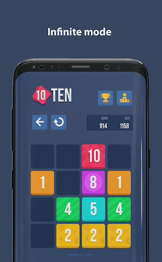 TEN 10 - puzzle game  screenshots EasyGameCheats.pro 2