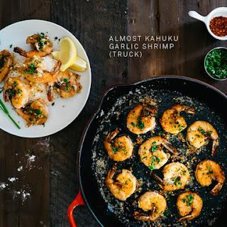 Almost Kahuku Garlic Shrimp (Truck).