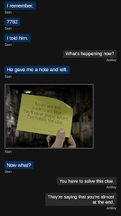 Wordisodes: Scary Chat Stories - Word Story Games - náhled