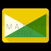 Matrix icon pack free