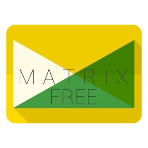 Matrix icon pack free