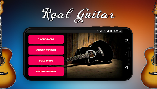 Real Guitar: Guitar Music Simulator – Apps bei Google Play