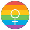 LDating - Chat and Lesbian dating icon