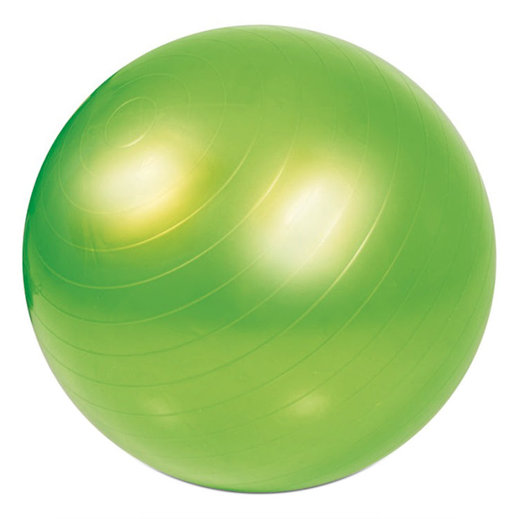 Activo Gym Ball 55cm - 80g by Healthy World Lifestyle Sdn Bhd