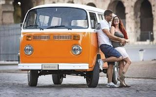 Volksvagen T2 Rent Lazio
