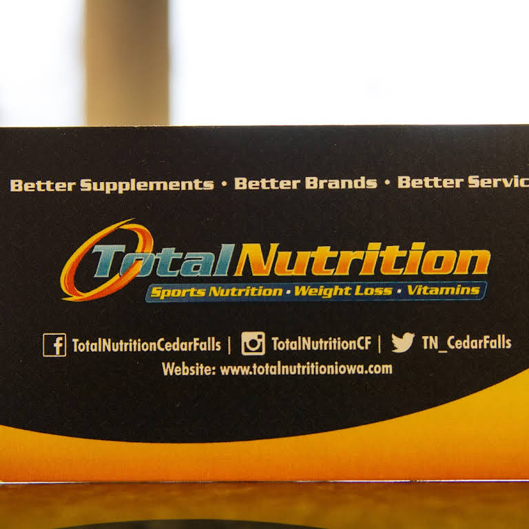 Total Nutrition - Vitamin & Supplements