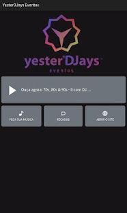 YesterDJays Eventos- screenshot thumbnail