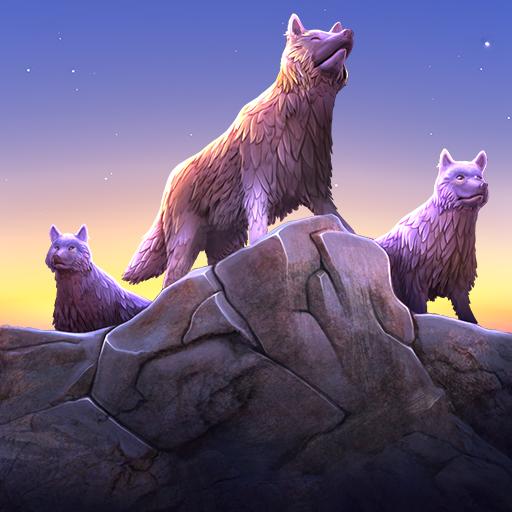 Wolf Simulator Evolution