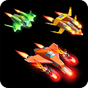 Spaceship Defender - Merge & Shoot icon