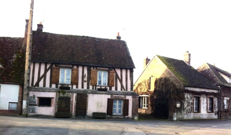 Maison avec jardin Nonancourt