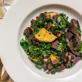 Lunch Medley by Antonio Winston - Food & Drink Plated Food ( food, plated food, yummy, food photography, veggies )