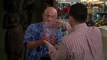Ein Fischglas voller Glasaugen