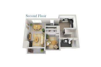Go to Townhome A Floorplan page.