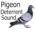 Pigeon deterrent sound icon