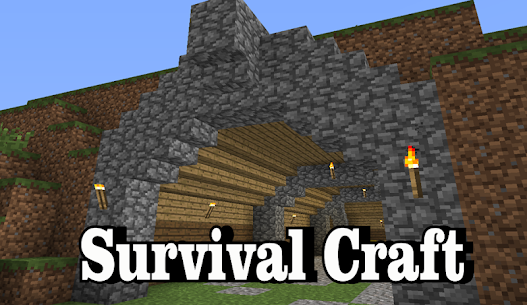 Crafting and Building  – Survival World Craft 2020 2