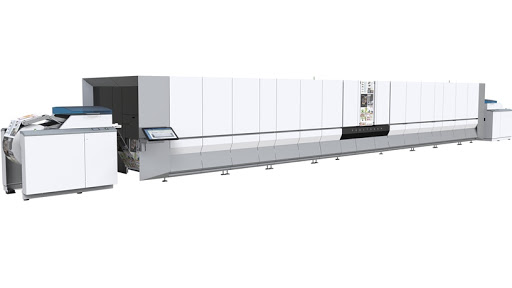 Canon has retained its leading position in continuous feed inkjet for the 11th consecutive year, with a 43% share in 2020.