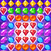 Witch & Fairy Jewel Blitz Android APK Download Free By Abilix