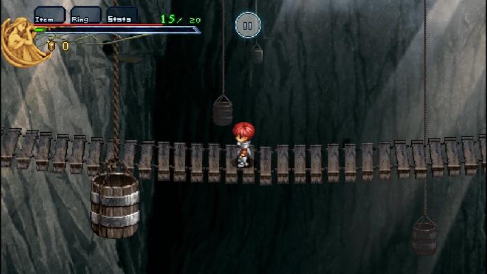 Ys Chronicles 1 - screenshot