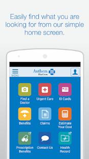 Anthem Blue Cross- screenshot thumbnail