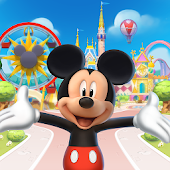 Disney Magic Kingdoms: Crea il tuo parco di magie! icon