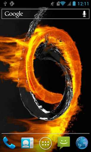 Cycle of fire and water LiveWP
