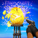 Egg shooter 3d - shooting game icon