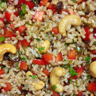 Oriental Brown Rice Recipes