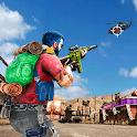 Fps Commando Secret Mission 3D Gun Games 2021 icon