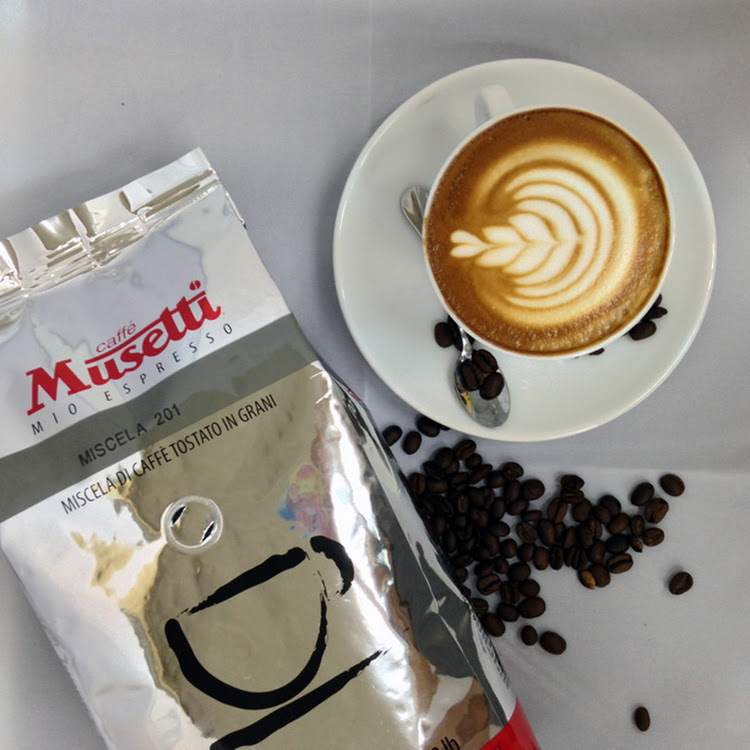 Miscela 201 Coffee Beans by Musetti (1kg) by ECIATTO GROUP SDN BHD