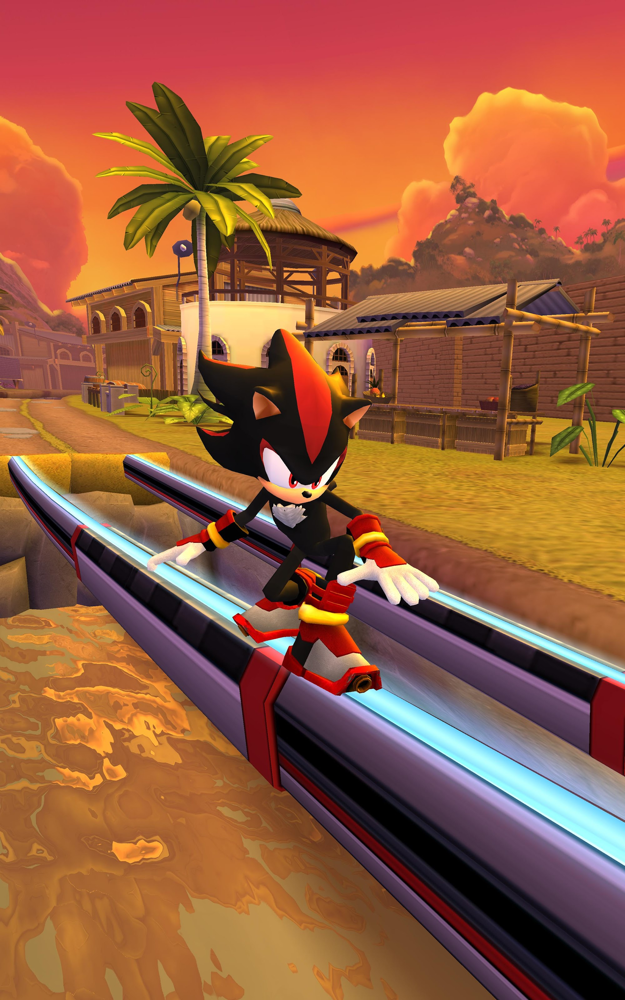 Sonic Dash 2: Sonic Boom screenshot #7