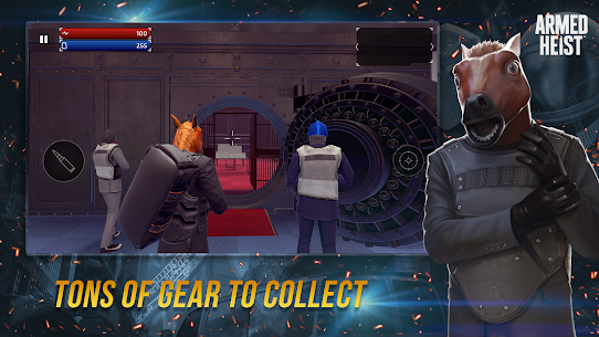 "Download Armed Heist  Super action game ""Armed robbery"" Android mode dat 2"
