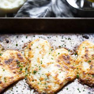 Easy Parmesan Broiled Tilapia Recipe