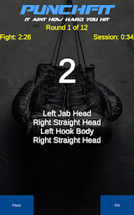 Download PunchFit: Boxing Coach For Heavybags Workouts For PC Windows and Mac apk screenshot 12