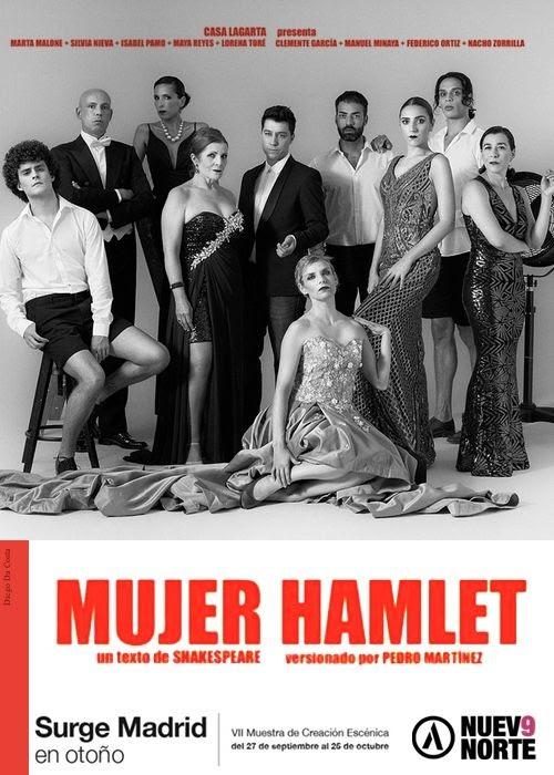 Mujer Hamlet