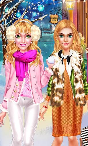 Winter Vacation - BFF Dress Up