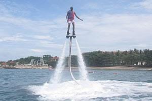 Bali fly board
