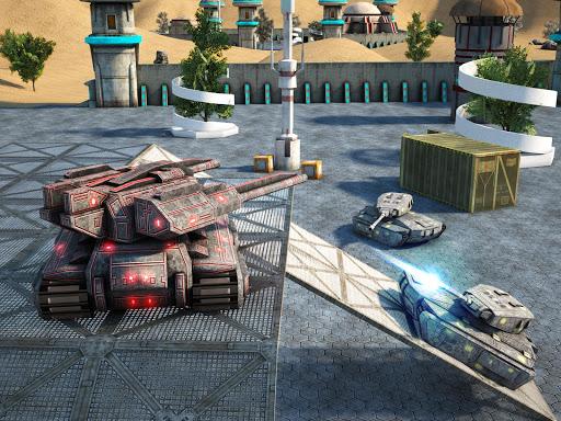Tank Future Force 2050 1.5 screenshots 6