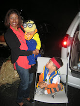 Photo: Look at the lil' Minion!