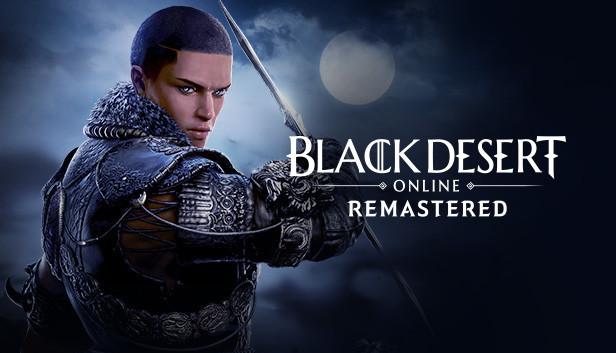 Black Desert Online ภาพปก
