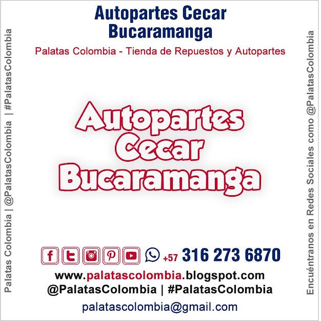 Autopartes Cecar Bucaramanga