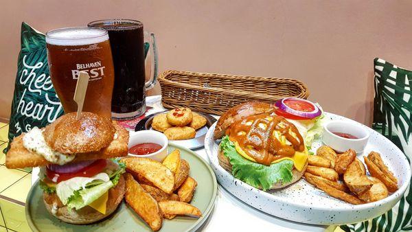 Pipe。牛逼館子|堡皇!堡饕熱愛的高端大漢堡。網評給很多星星的漢堡小館子