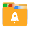 File Manager -File explorer, Junk cleaner, Booster icon