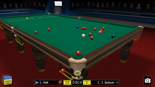 Pro Snooker 2020 1.39 screenshots 16