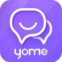 Make Friends Meet Dating Language Exchange YoMe icon