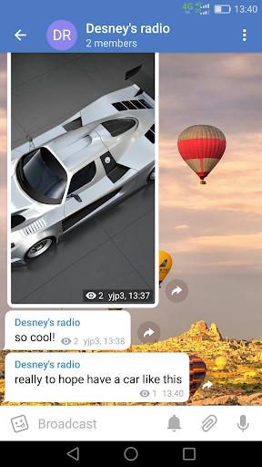 potato-chat 1.6.5 screenshots 2