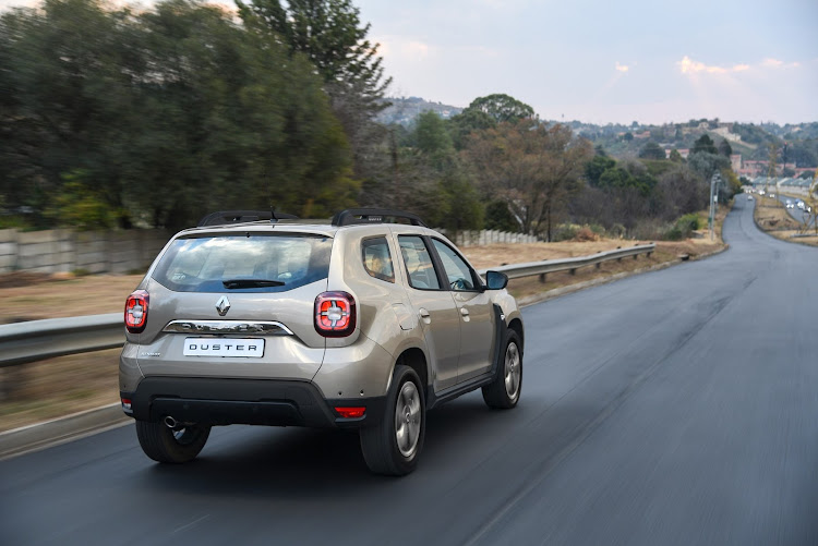 An economical 1.5-litre diesel motor will let you cover lots of distance between stops.