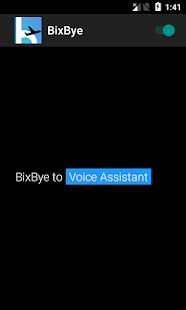 BixBye - A Superfast Bixby button remapper! Screenshot